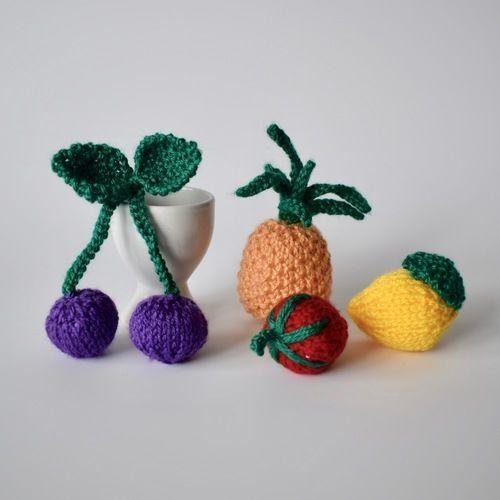 Makerist - Fruity Charms - Knitting Showcase - 1