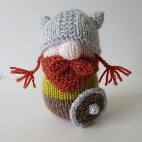 Makerist - Erik the Viking - Knitting Showcase - 1