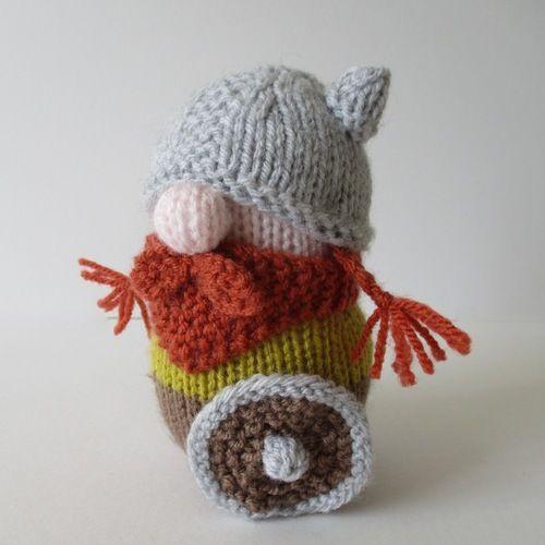 Makerist - Erik the Viking - Knitting Showcase - 2