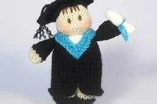Makerist - Graduation Bitsy Doll - 1