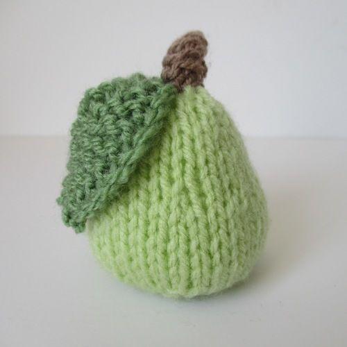 Makerist - Little Pear - Knitting Showcase - 1