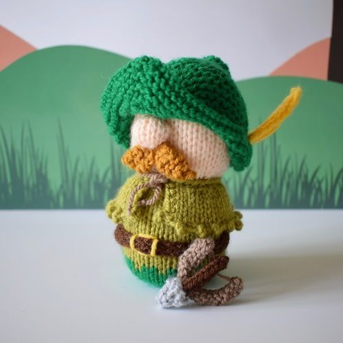 Makerist - Robin Hood - Knitting Showcase - 1