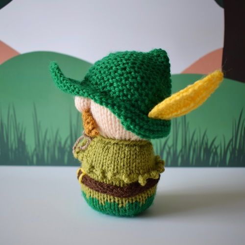 Makerist - Robin Hood - Knitting Showcase - 2