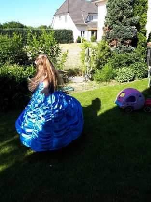 Belle Prinzessin Kleid