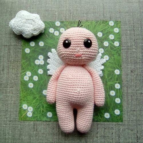 Makerist - S.A.M.a dit... un bébé ange ! - Créations de crochet - 1