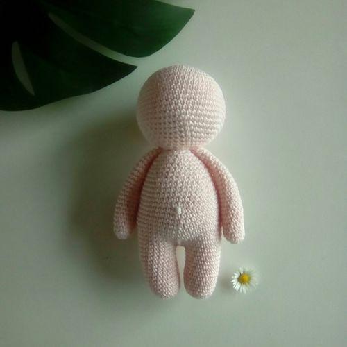 Makerist - S.A.M.a dit... un bébé ange ! - Créations de crochet - 2