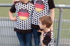 Makerist - Fußball-WM kann kommen :-) - 1
