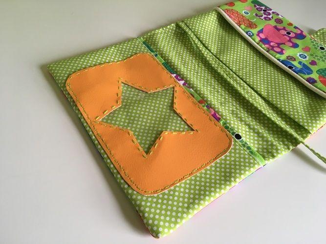 Makerist - Concours Mai : protège carnet de santé  - Créations de couture - 2