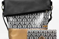 Makerist - FoldOver mit passender Onyx Geldbörse von Hansedelli - 1