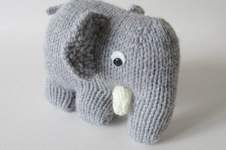Makerist - Hatty the Elephant - 1
