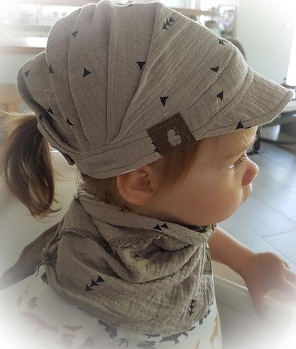 Makerist - Set Mütze und Tuch - Nähprojekte - 1