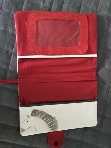 Makerist - Concours mai - protege carnet de santé - Créations de couture - 2