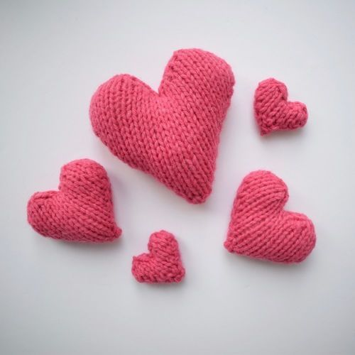 Makerist - Love Hearts - Knitting Showcase - 2