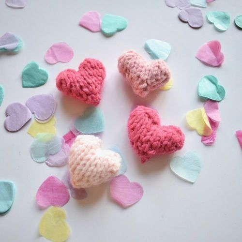 Makerist - Love Hearts - Knitting Showcase - 3