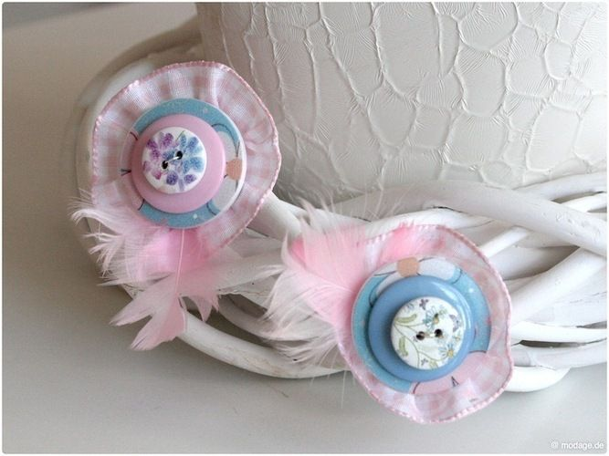 Makerist - Knopfblumen DIY: Kreatives Blumenspiel - DIY-Projekte - 1