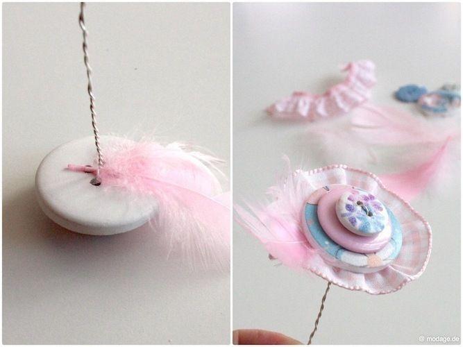 Makerist - Knopfblumen DIY: Kreatives Blumenspiel - DIY-Projekte - 3