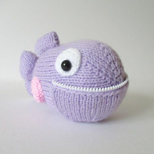 Makerist - Piranha - Knitting Showcase - 1