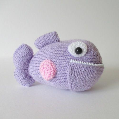 Makerist - Piranha - Knitting Showcase - 2