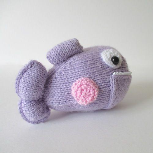 Makerist - Piranha - Knitting Showcase - 3