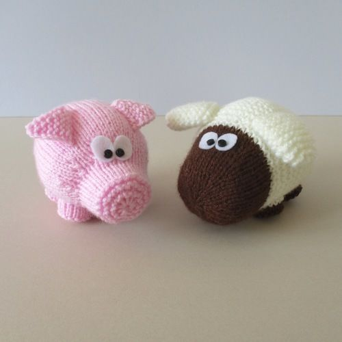 Makerist - Snuffles and Truffles - Knitting Showcase - 1