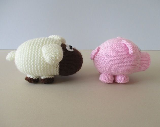 Makerist - Snuffles and Truffles - Knitting Showcase - 2
