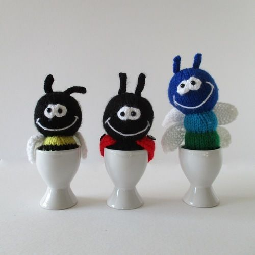 Makerist - Dinky Bugs - Knitting Showcase - 1