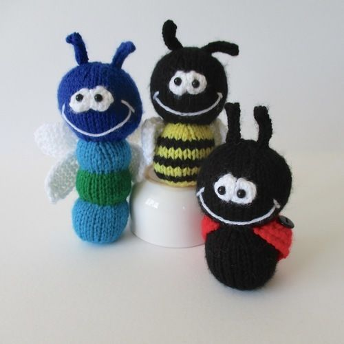Makerist - Dinky Bugs - Knitting Showcase - 3