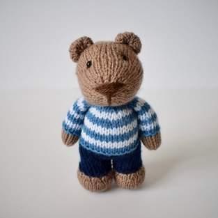 Makerist - Little Tommy Bear - 1