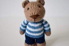 Makerist - Little Tommy Bear - 1