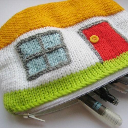 Makerist - Cottage Case - Knitting Showcase - 1