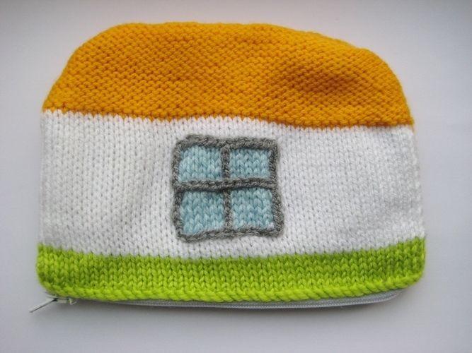 Makerist - Cottage Case - Knitting Showcase - 3