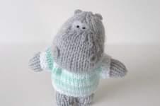 Makerist - Pierre the Hippo - 1
