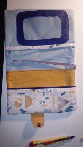 Makerist - Concours du moi de mai, le carnet de santé  - Créations de couture - 2