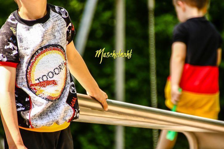 Makerist - T(ii)-Shirt von NIPNAPS - Nähprojekte - 1