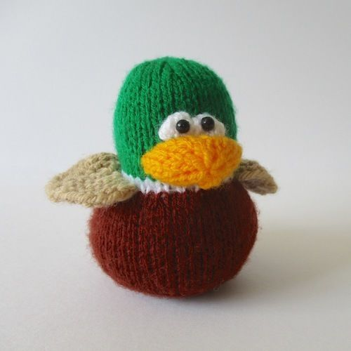 Makerist - Duckies - Knitting Showcase - 3