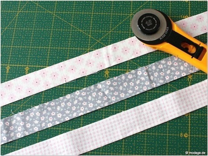 Makerist - 3fach Paspelband selbernähen - Nähprojekte - 2