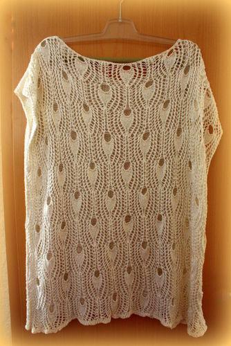 Makerist - Peacock Sweater - Strickprojekte - 1