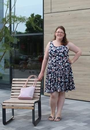 Makerist - Miss Marisa - Das Wohlfühl Jersey Kleid für Damen - 1