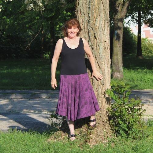 Makerist - Miss Marisa - Das Wohlfühl Jersey Kleid für Damen - Nähprojekte - 3