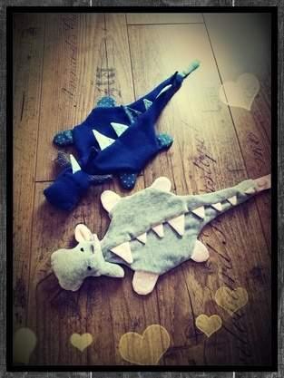 Makerist - Schnullerdrache für Bekannte die ein Kind bekommen  - 1