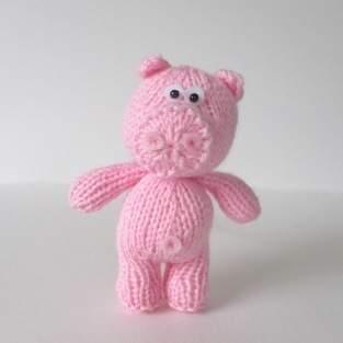 Makerist - Pipsqueak the Pig - 1