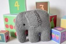 Makerist - Linus the Elephant - 1