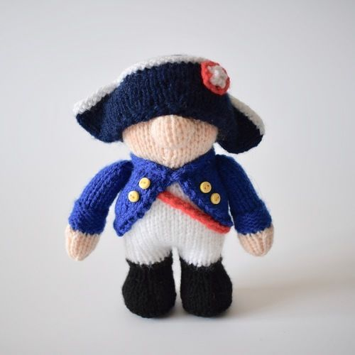 Makerist - Napoleon - Knitting Showcase - 1