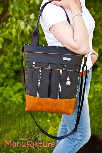 Makerist - Mila-Uni-Bag von Unikati - Jede Naht ein Unikat - Nähprojekte - 3