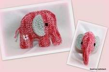 "Makerist - Greifling mit Quitsche ""Elefant"" - 1"
