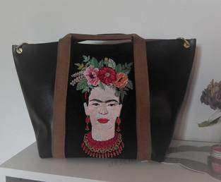 Makerist - frida kalho - 1
