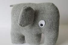 Makerist - Elephant Cushion - 1