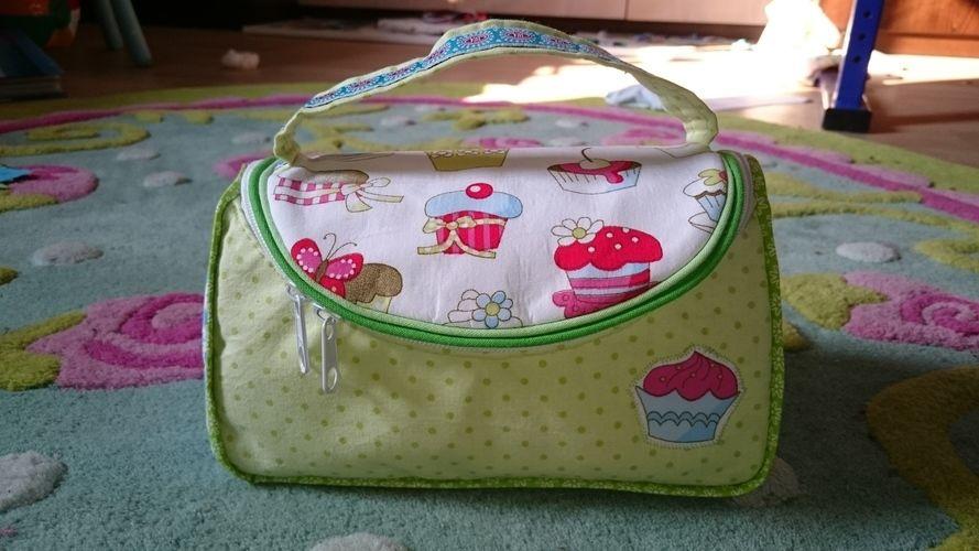 Makerist - Das süßester Kosmetikköfferchen überhaupt - Nähprojekte - 1
