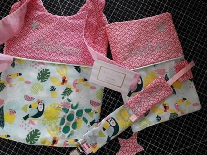 Makerist - Cadeau naissance - Créations de couture - 1