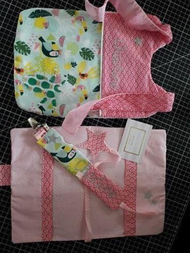 Makerist - Cadeau naissance - Créations de couture - 2